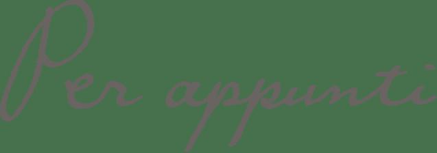 Pen appunti